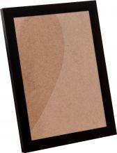 Рамка Нельсон №62 цвет матовый черный 10х15см